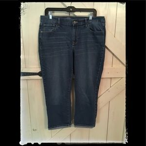 Size 12 Old Navy Sweetheart Jean